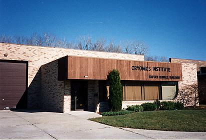 cryonics Institute