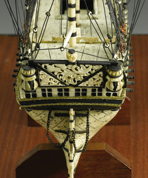 Ships Made with Human Bones