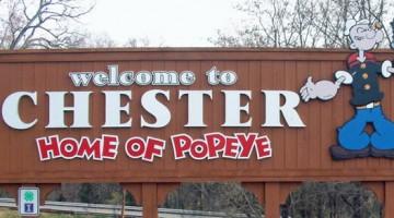 home of popeye