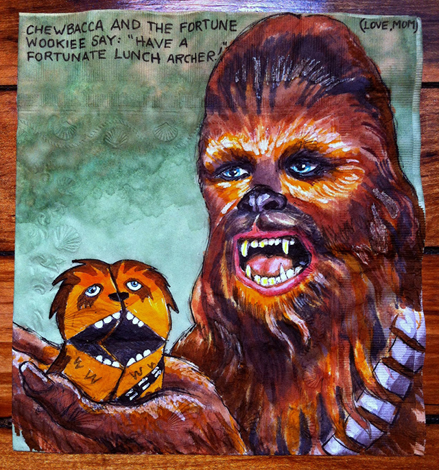Chebacca Fortune Wookiee