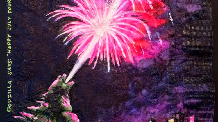 Godzilla, Baby, You're a Firework