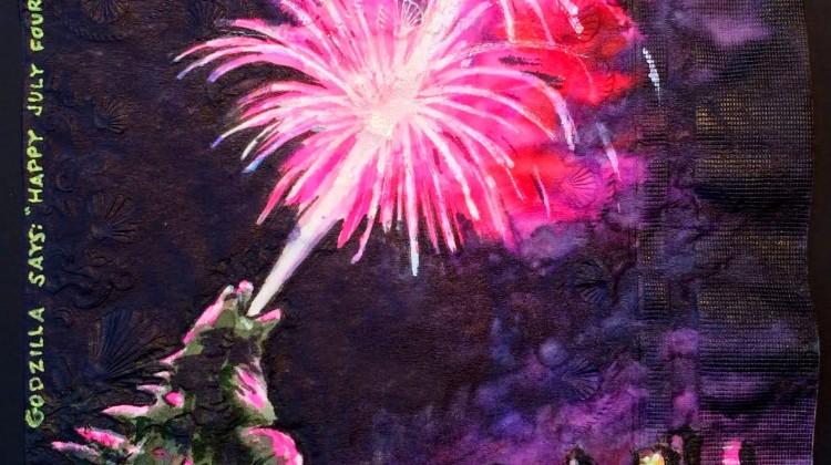 Godzilla, Baby, You're a Firework