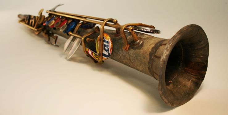 Landfillharmonic Clarinet