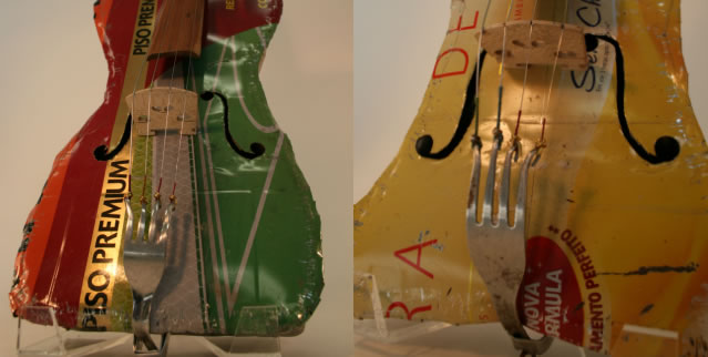 LandfillHarmonic - Violins