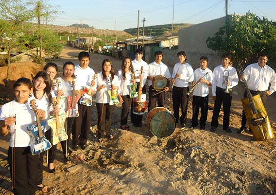 landfill instruments