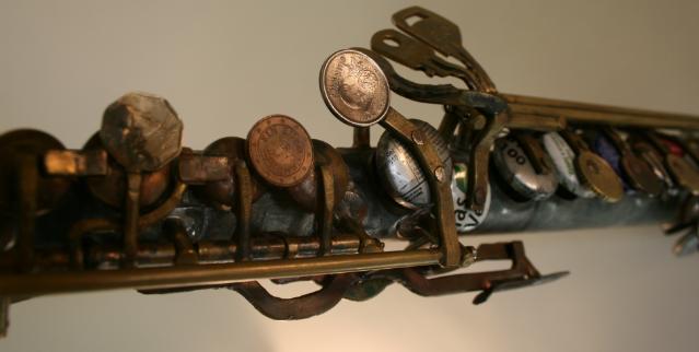 Landfillharmonic - Flute
