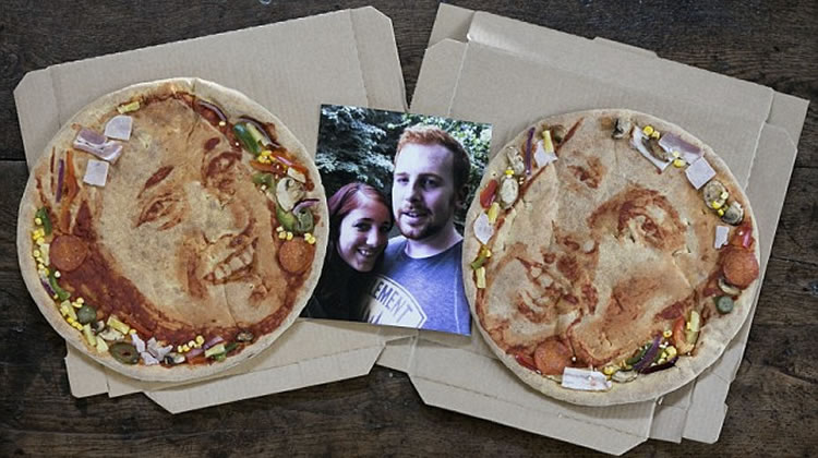 pizza portraits
