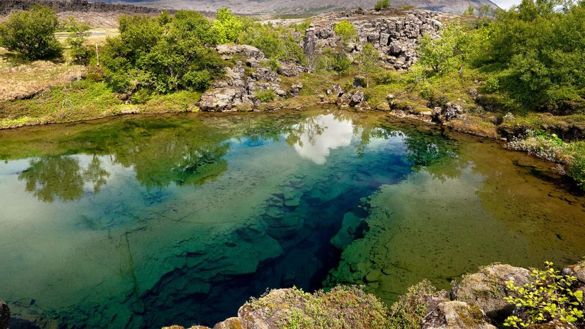 hingvellir National Park Iceland