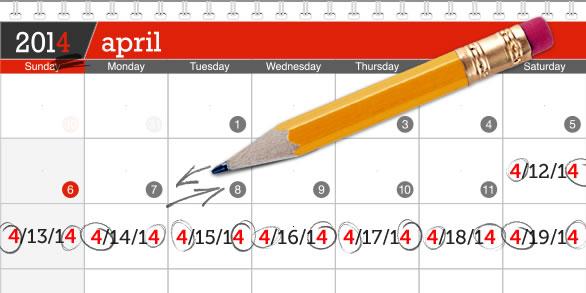 Calendar Palindrome