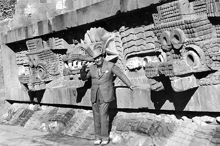 1925 - Trip to South America