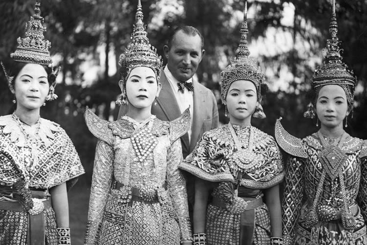 1932 - Trip to the far East