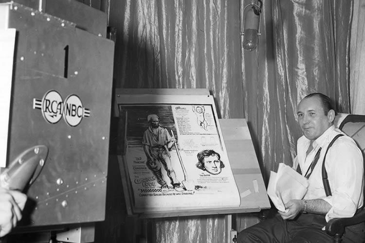 1949 - Ripley dies at 55