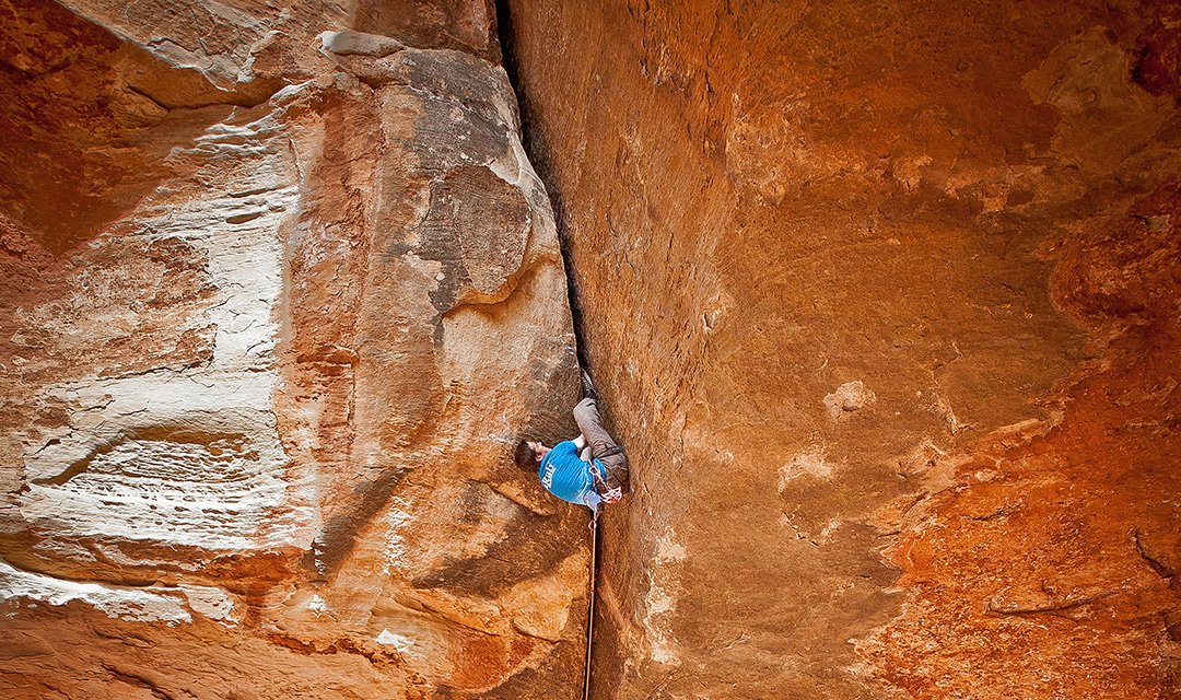 Climbing the unclimbed