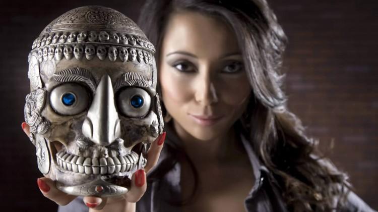 Tibetan Ancestral Skull Bowl