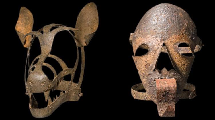 Medieval Brank Masks