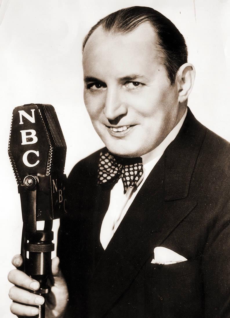 Ripley NBC microphone