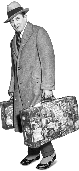 Robert Ripley the World Traveler