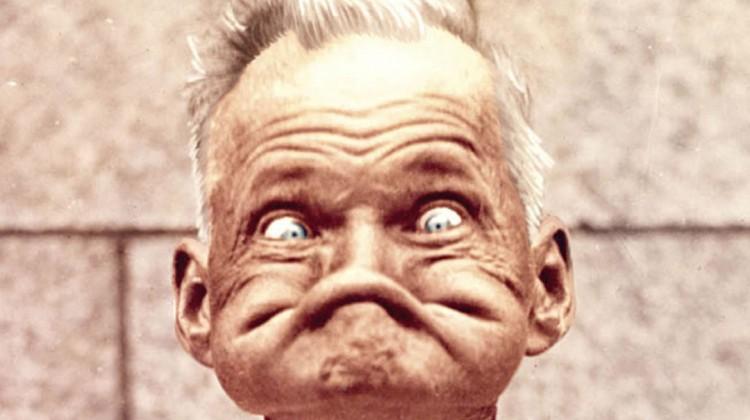 Face gurner