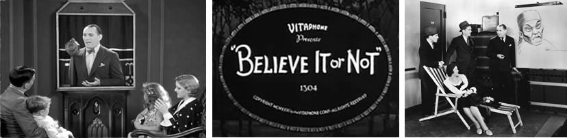 Vitaphone movie star
