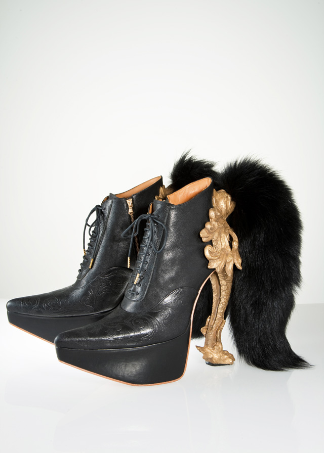 Footwear, Masaya Kushino