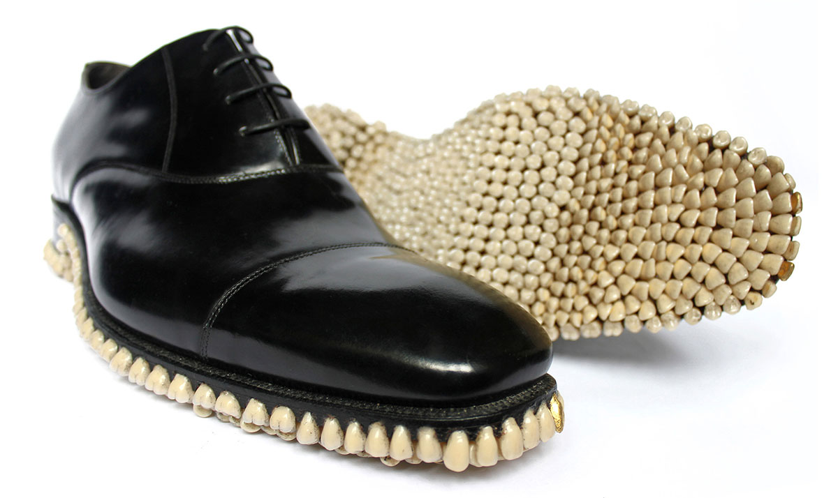 Apex Predator Denture Shoes