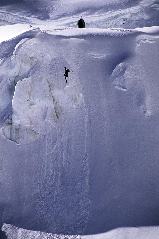 Tomas Bergemalm free ski jump