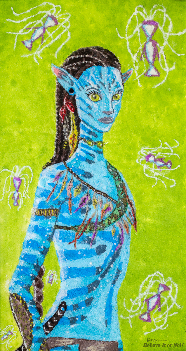 Neytiri from Avatar (2009)