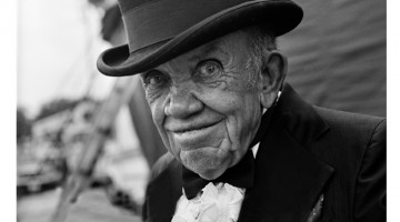 man with top hat