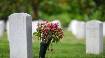 flowers my gravestone