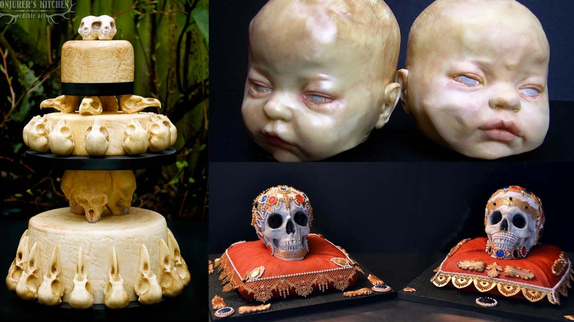 25 of the Creepiest Cakes You Will Ever See