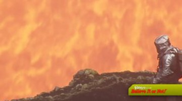 Volcano Guy