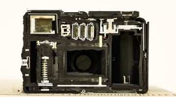 Seeing Inside of a Camera