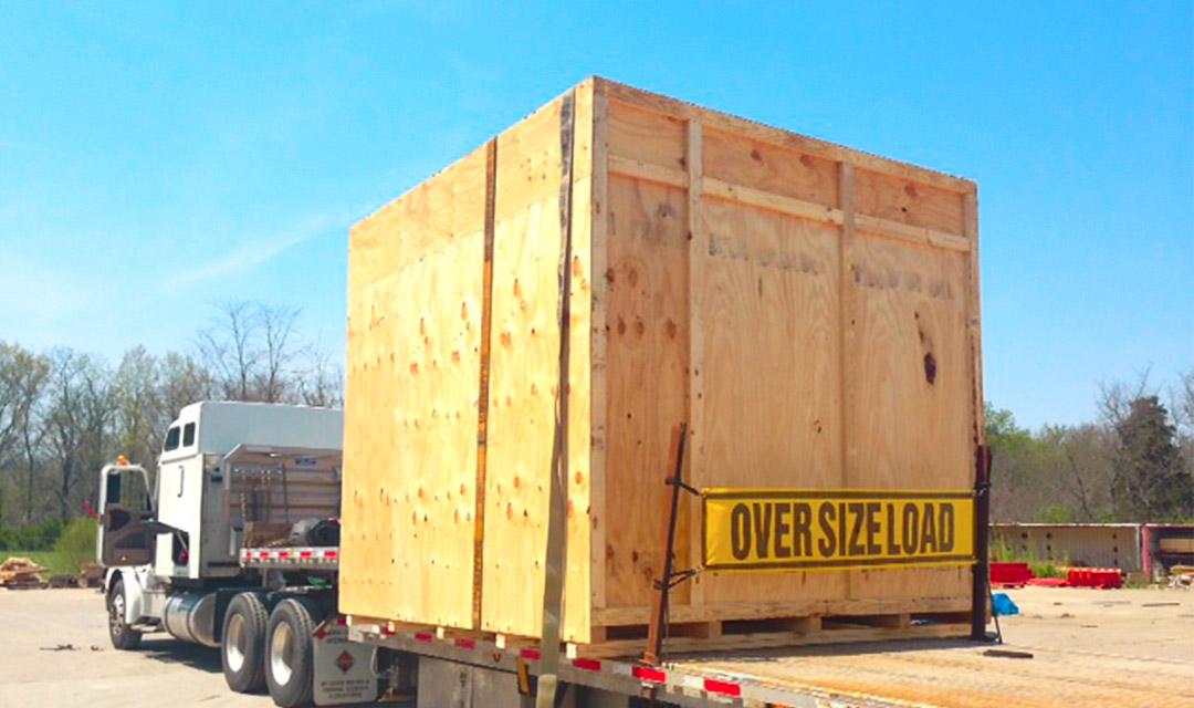 Ripley Oversize load