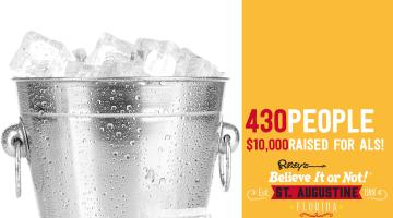 ice bucket fundraiser