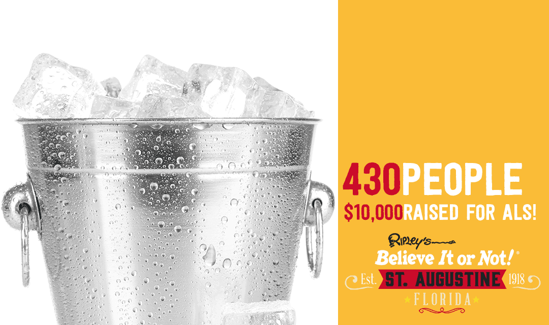 ice bucket fundraiser