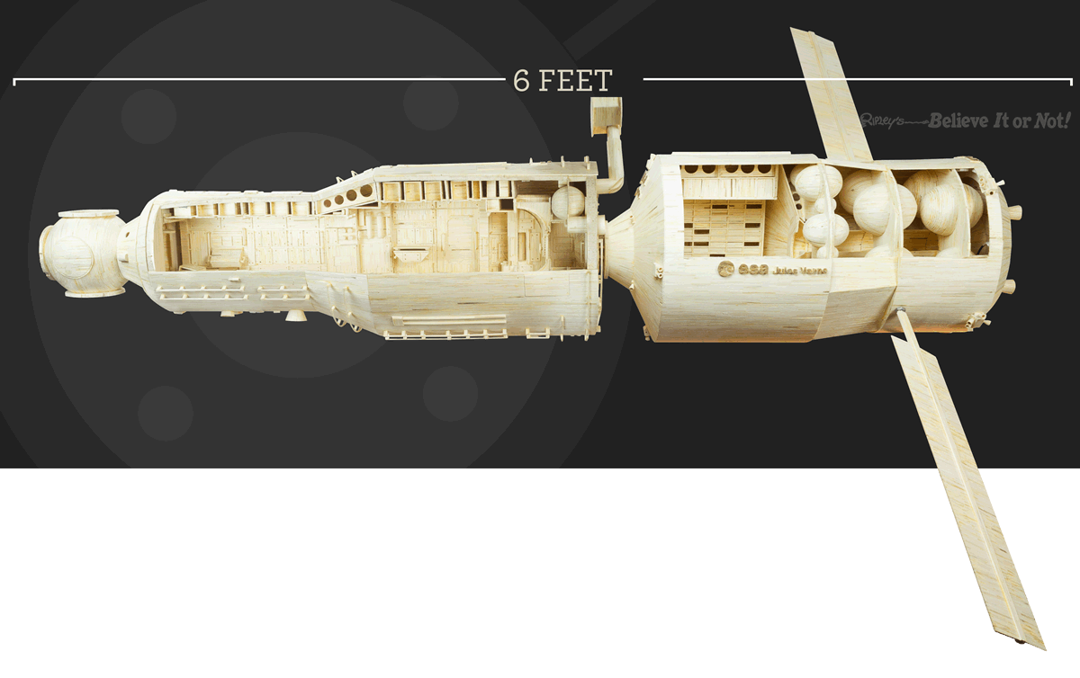 Part 1: The ATV Jules Verne Module