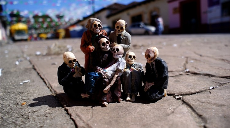 The Mystery of the Miniature Skeletons