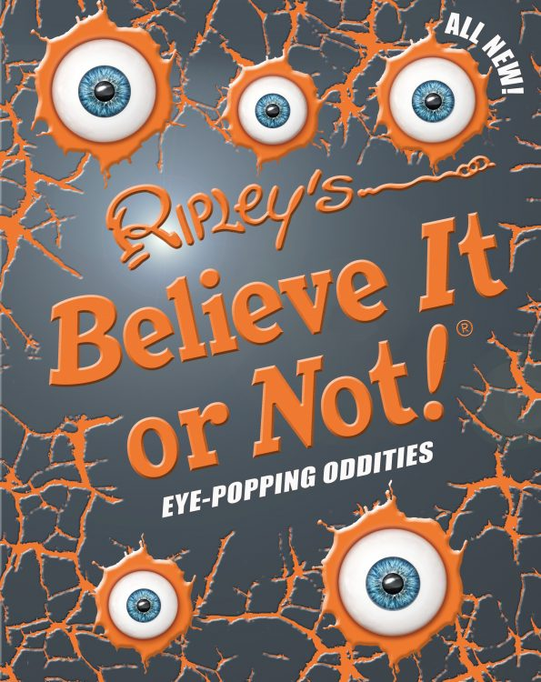 eye popping oddities