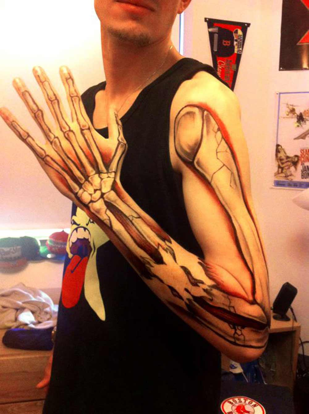 Jody-Steel-Sharpie-Arm