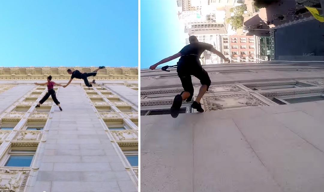 Watlz on the Rooftop Split