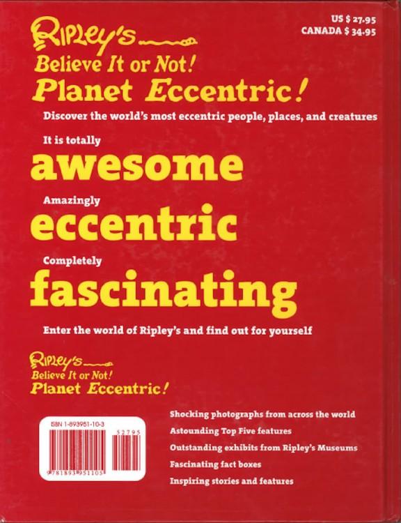 Planet Eccentric