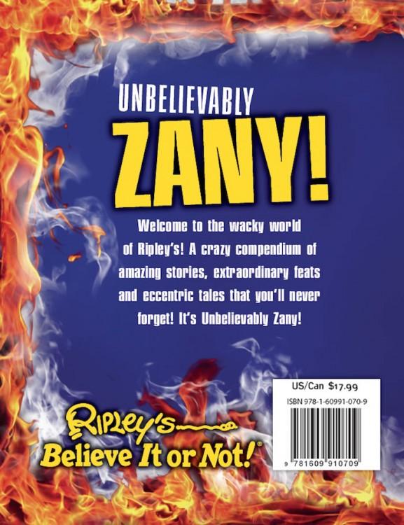 Unbelievably Zany!