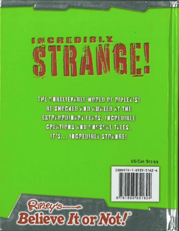 Incredibly Strange!