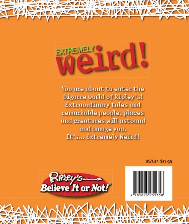 Extremely Weird!