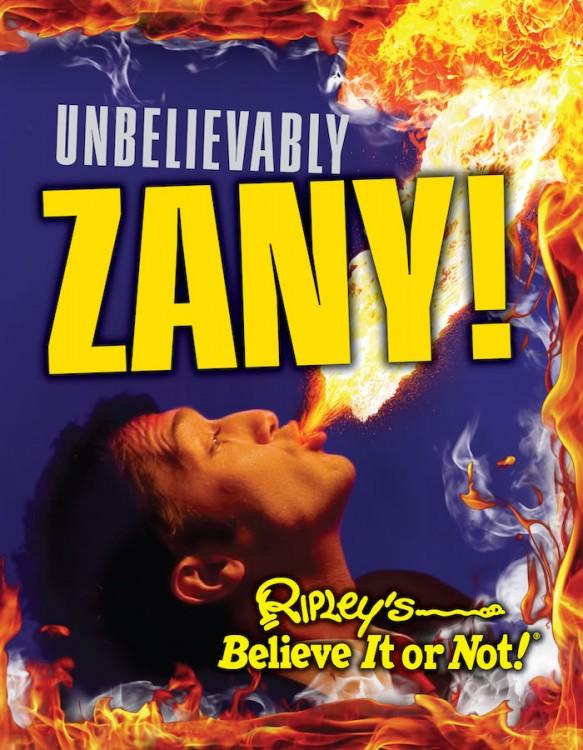Unbelievably Zany! fire breather