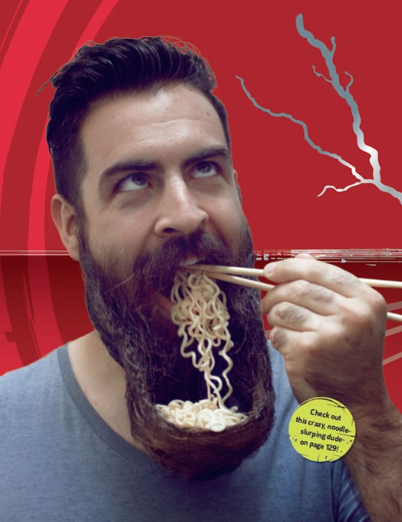 Reality Shock! beard bowl
