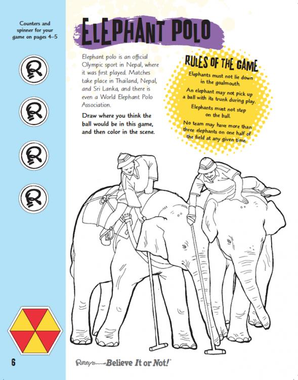 Fantastic Fun Games Book