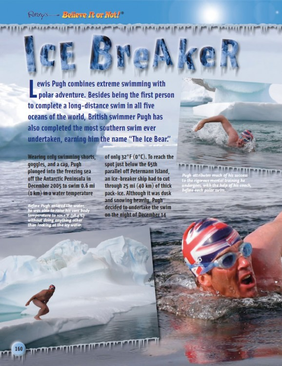Expect The Unexpected! ice breaker