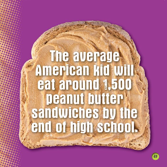 peanut butter sandwhiches