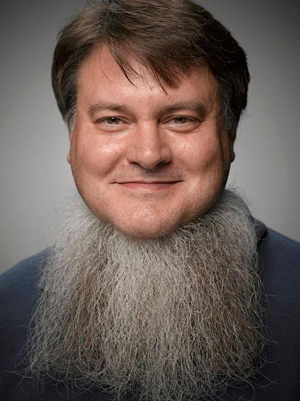 Beard with mustache - photo#16
